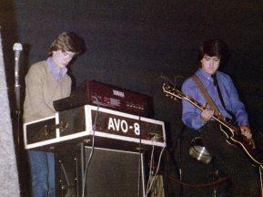 Gordon & Stevie - AVO-8 MK1