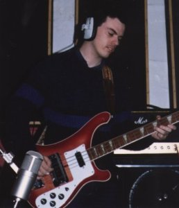 George Glen Bass Guitar AVO-8